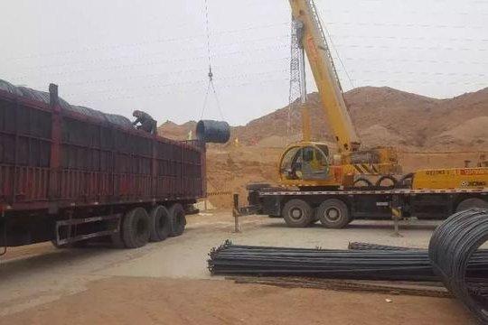 国道335、331省道311巴彦淖尔段全面开复工