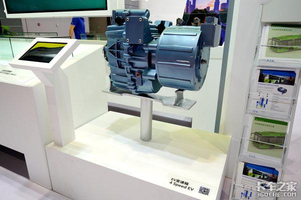 【上海车展】伊顿缸内制动将装玉柴机全新AMT变速箱助力中国卡车发展