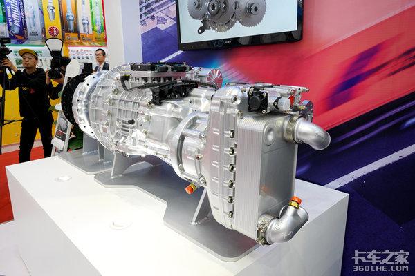 【上海车展】伊顿发动机制动将装玉柴机