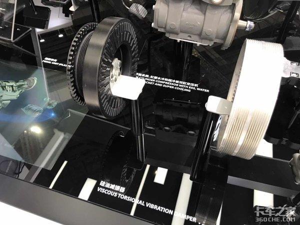 【上海车展】克诺尔七大子系统产品齐亮相让卡车更安全、更高效