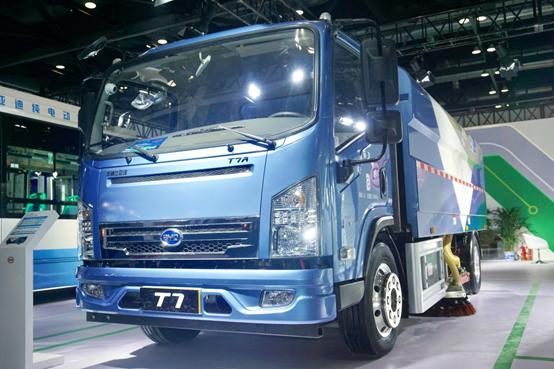 新能源货车有什么优缺点看完老司机的分析你就知道了