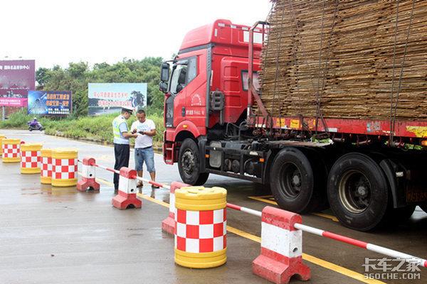 超1吨罚500最高罚3万,一年超3次吊销运输证,广东省全面铺开公路治超