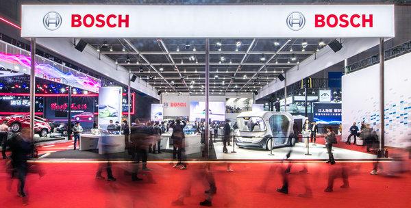 持续深耕中国市场:博世助力中国汽车行业新变革