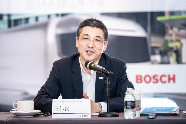 博世动力总成助力中国汽车产业转型升级