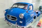 百余款典藏级车模在上汽集团安吉物流馆