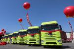 解放J7大客户交付 开启智慧运输时代