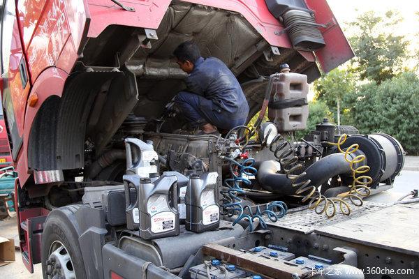 常年出车在外必备这些卡车维修工具!