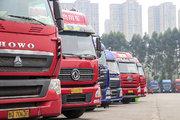 来真的了!重庆合川5.1起四轴车货总质量不得超31吨,严查!