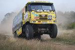 国内罕见的TATRA-T815 V12越野卡车