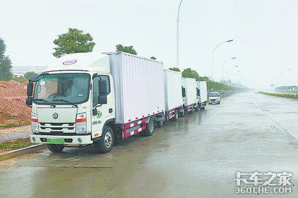全面高速收费站称重,轻型物流配送车达到50%厦门强化货车治理