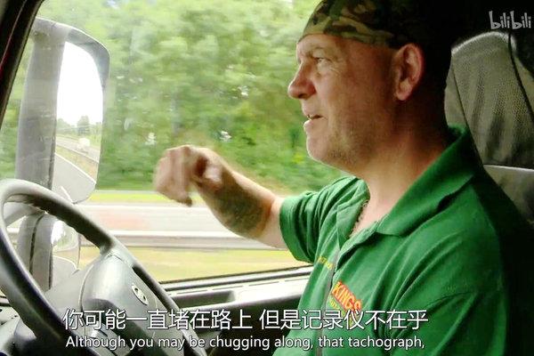 6小时歇45分钟观《超级卡车司机》有感