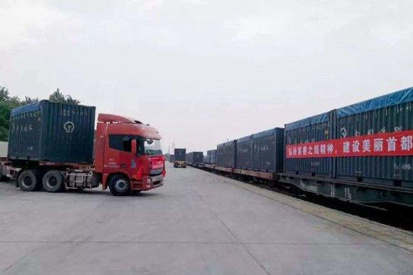"""内蒙古:大力推进""""公转铁""""持续优化运输结构"""