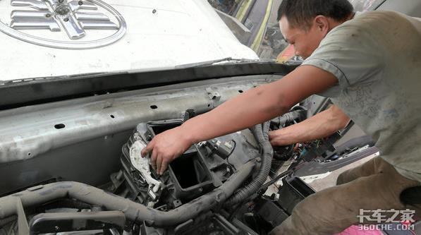 不懂就问:卡车空调系统是怎么工作的?