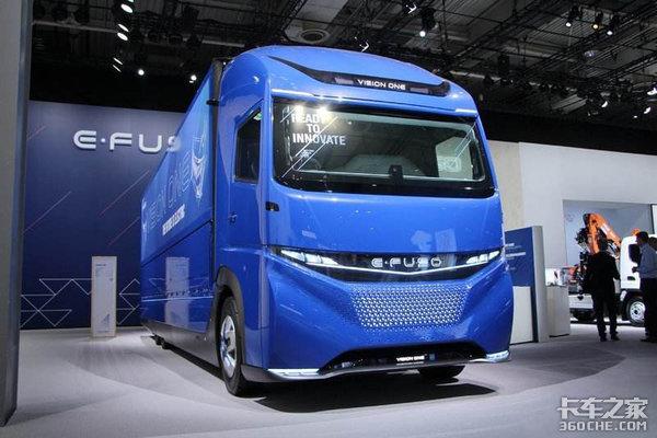 新能源将有大发展简述未来商用车风向