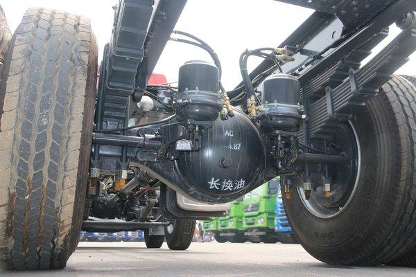 承载力提升+长换油乘龙H5升级440后桥