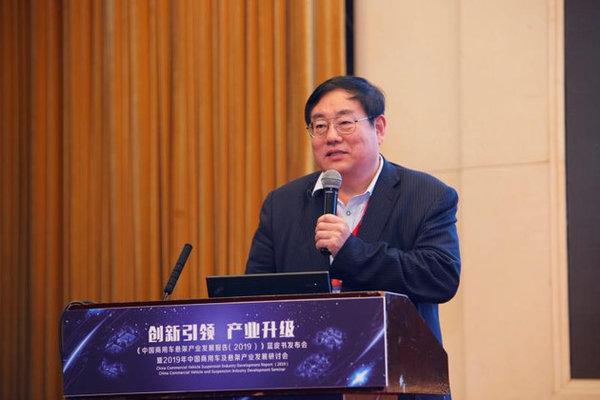 林逸:悬架技术在中国越来越受到重视政策红利依旧持续