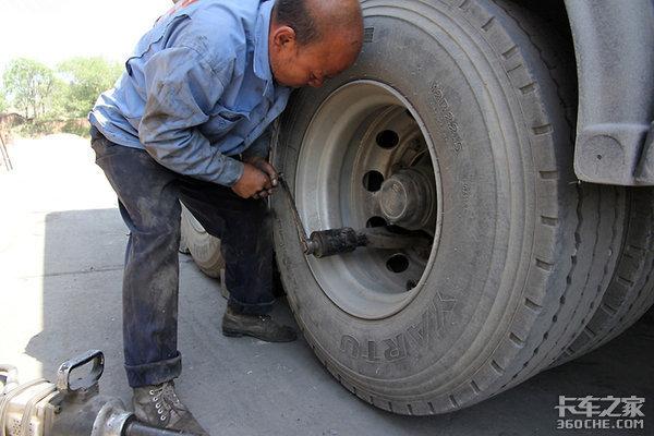 關於卡車輪胎的胎壓,你知道多少?