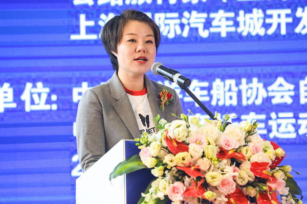 4月26日2019上海房车展于上海盛大开幕