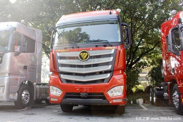 中国卡车增长一枝独秀车企争夺细分市场份额
