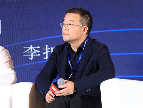 """圆通CFO林凯:""""穿越新周期""""圆通不只是一家快递公司"""