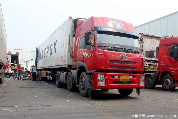 不要说就多一点点货车超载超限危害太大