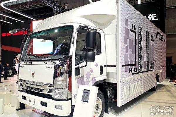 氢燃料或成未来卡车能源发展新趋势