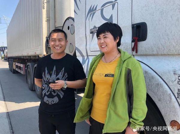 """""""进京前最后一站"""":大货车司机的24小时纪实"""