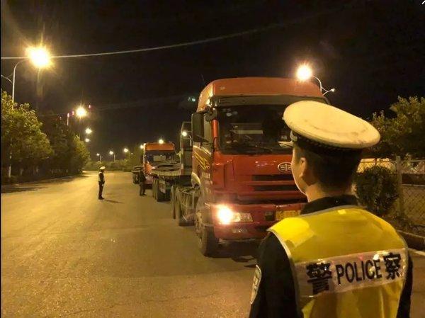 惠城区:22家超限运输车属企业被约谈!
