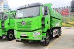 解放J6PLNG 自卸车 绿色动能助力城建