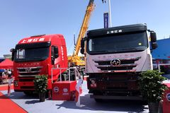 2019雄安车展,基建专用卡车盛会!