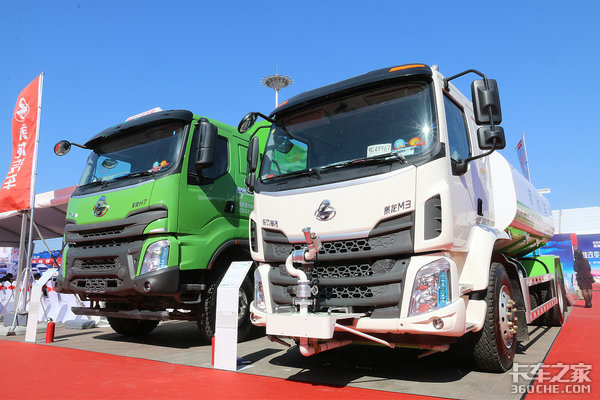 绿色驱动,共建雄安!东风柳汽乘龙携多车型相助,共筑未来之城!