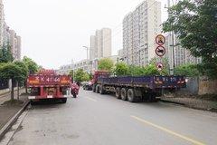 货车常占道这条路 社区:正协调限高架