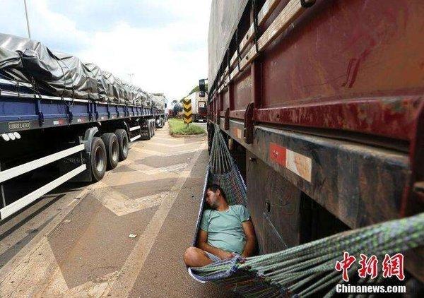 巴西2018年铁路运量增15%或与卡车司机罢工有关