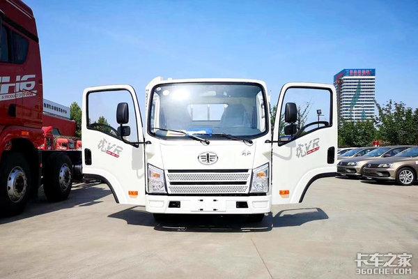 解放轻卡新车型即将上线将被命名虎VR