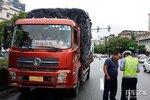合肥:6月多条道路禁行大货车 出行注意