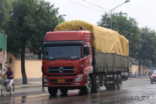 肥西城区:多条道路下月起将禁行大货车