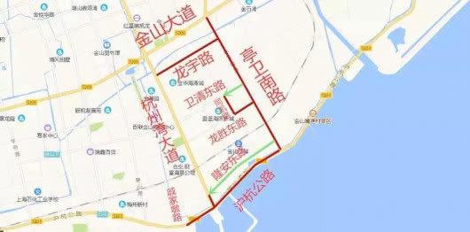 上海市:即日起部分路段禁止车辆通行部分公交临时改道