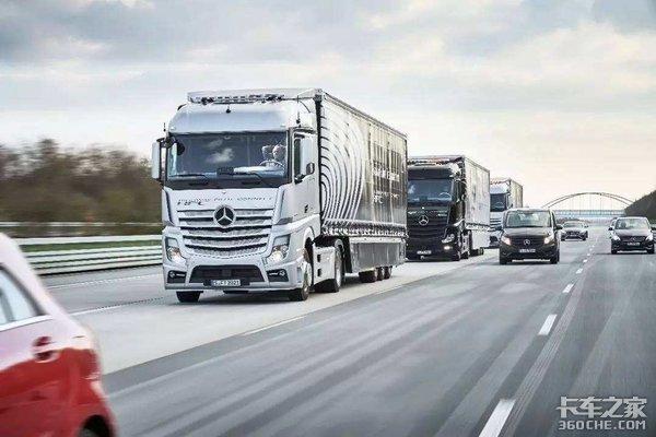 有钱任性德国3.8亿建3条电动卡车公路
