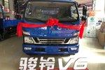 直降1.8万元 常州骏铃V6载货车促销中
