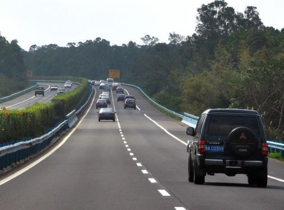 海南高速不收费是伪装的全国只有这里才是真正免费