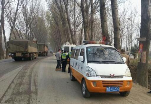 湖南绥宁:交通局开展联合治超专项整治行动
