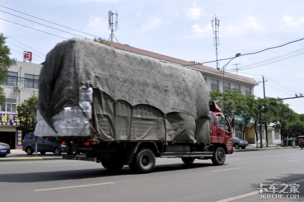 这些为政策而生的奇葩卡车还能活多久?