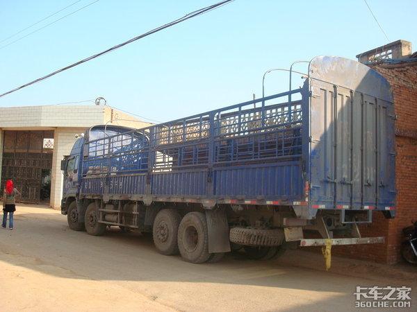 道路货运行业转型升级,乱收费现象有望被根治