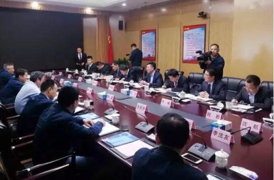 法士特董事长率队赴中国重汽难道有新合作要发生了?