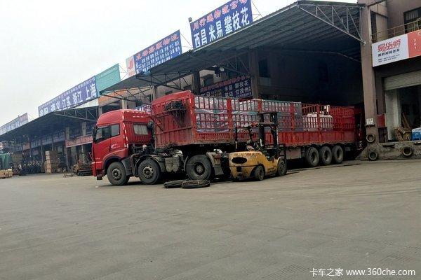 湄洲湾北岸无车承运风起创新货运物流