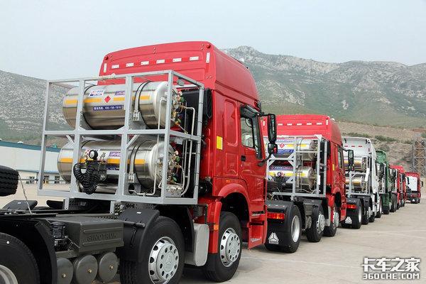 天然气车马上推国六标准,国五车辆还在排期生产中,卡友买车该咋选?