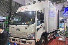 解放轻卡J6F高端冷藏车 一款赚钱的机器