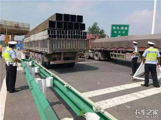 常德市:架桥高速入口超限率首次降为零