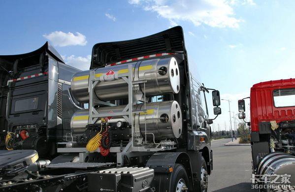 7月1日起LNG卡车将实施国六,这事听听卡车司机怎么说
