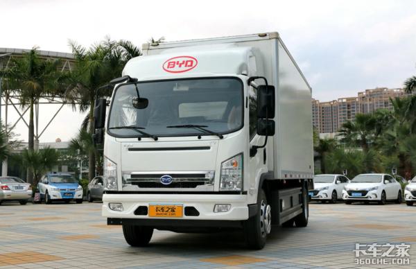 补贴大幅缩水,新能源货车还能淡定?